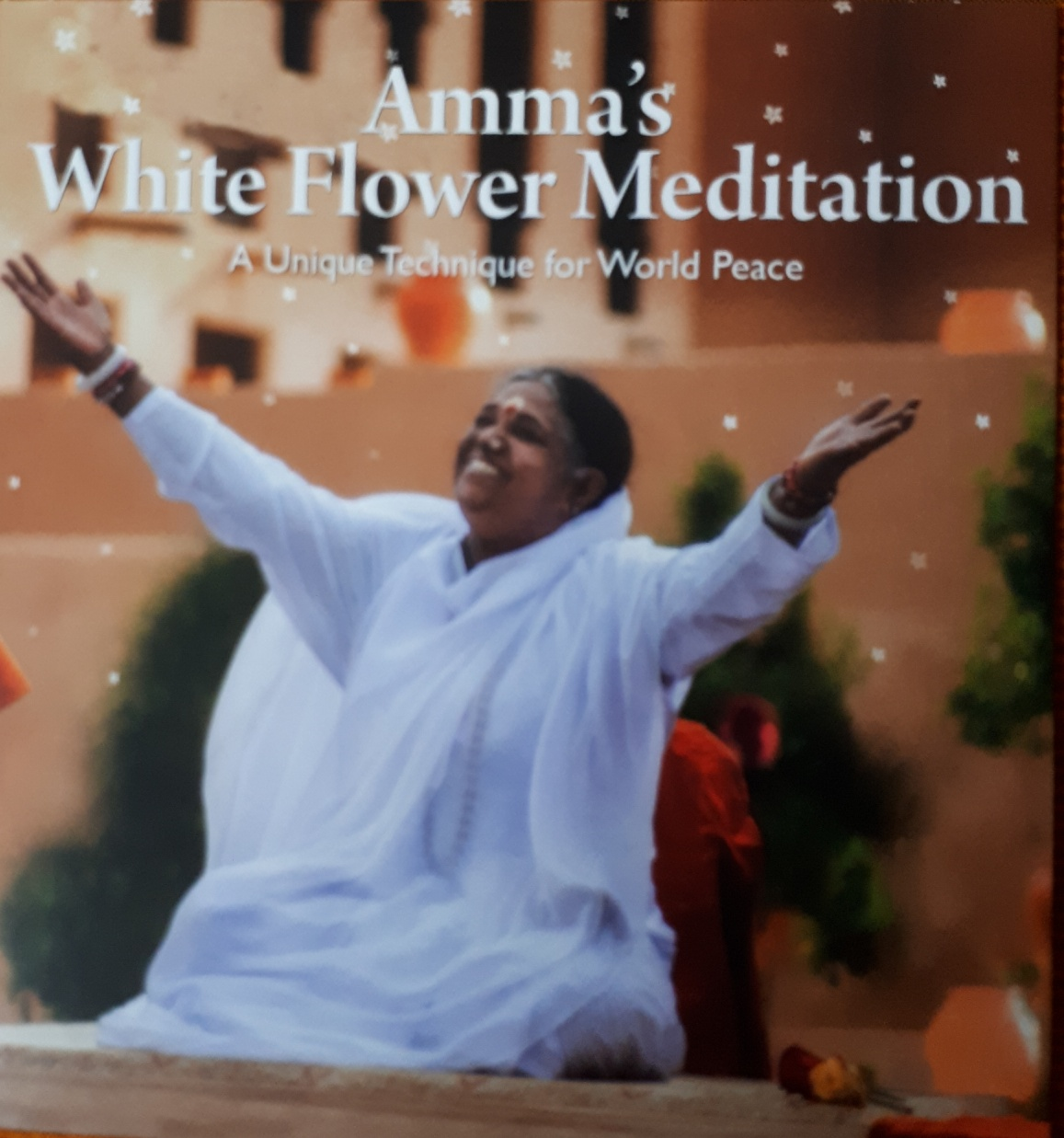 Ammas White Flower Meditation